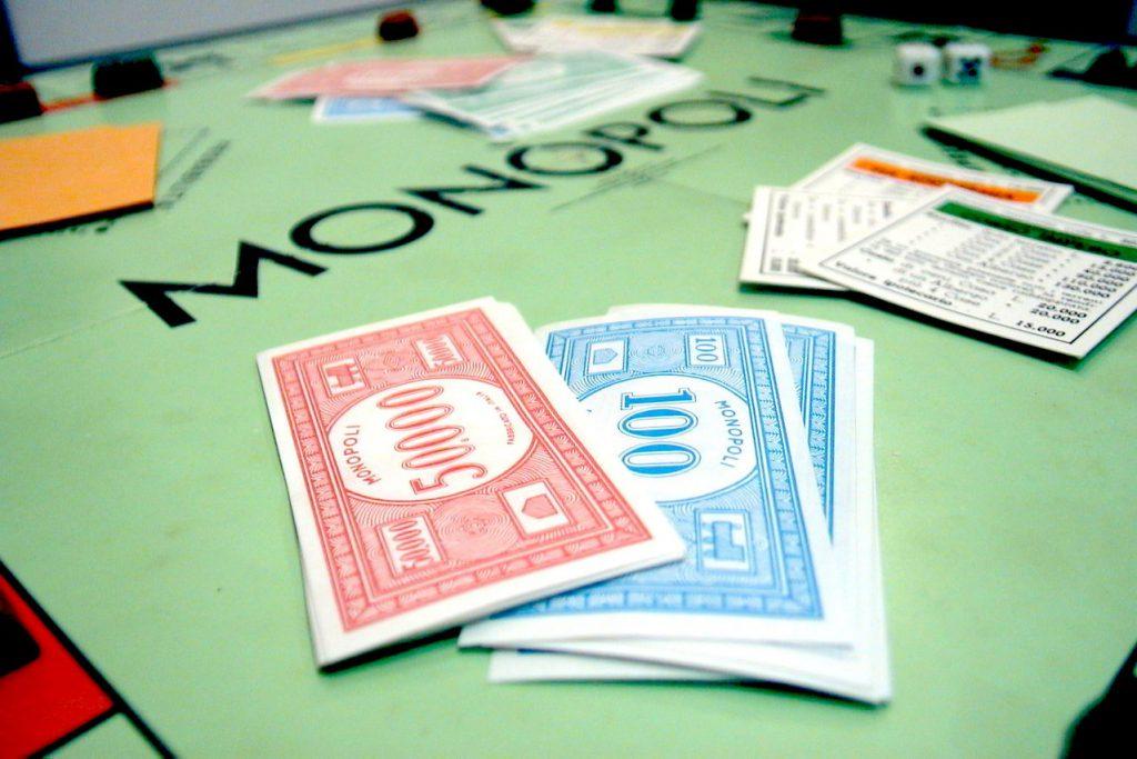 Monopoly i jej różne odsłony