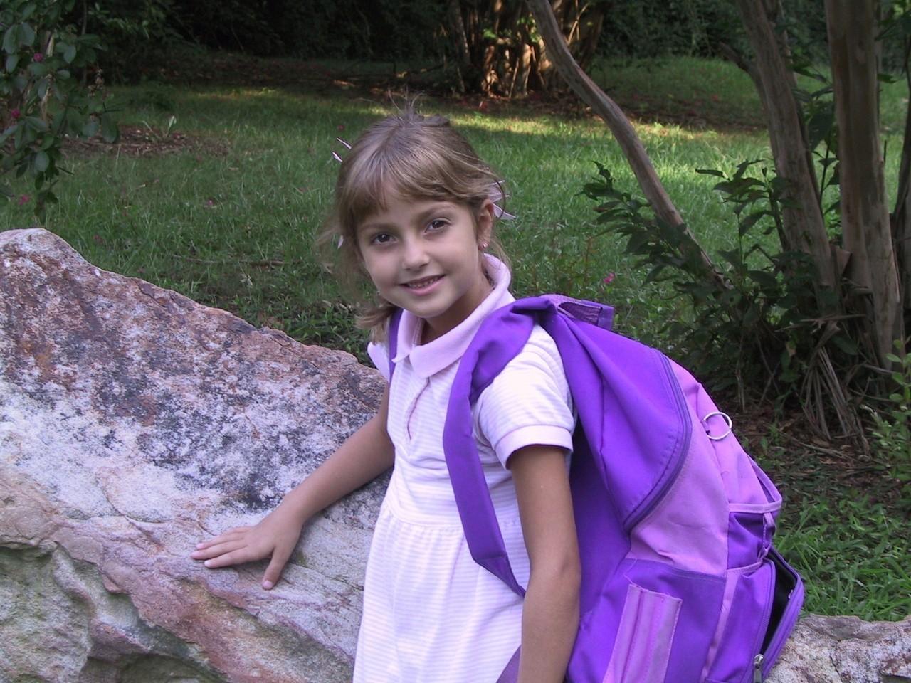 Poszukiwane są firmowe plecaki szkolne dla dziewczyn